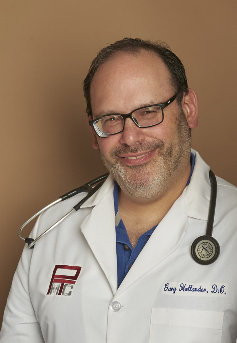Dr. Gary Hollander