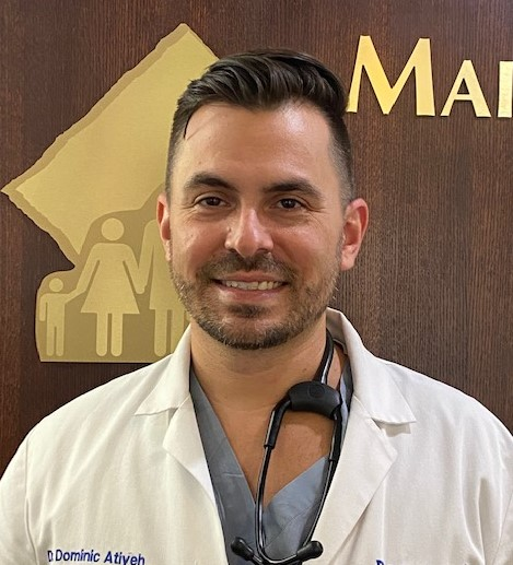 Dr.Dominic Atiyeh of Main Center Practice Envision Medical Group
